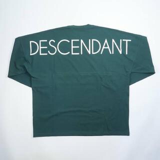 W)taps - DESCENDANT  CETUS JERSEY LS