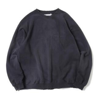 SUNSEA - DAIRIKU 21aw Ponyboy Pullover Sweater