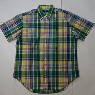 Ralph Lauren - ◆ラルフローレン Ralph Lauren 半袖シャツ L 国内正規品