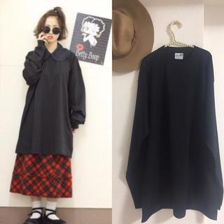 新入荷!サンニブ風ビッグロンT(Tシャツ(長袖/七分))