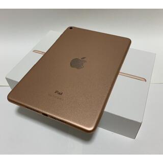 【美品】iPad mini5 Wi-Fiモデル 64GB Gold