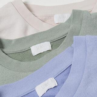 コモリ(COMOLI)のURU WASHI OVER S/S Tee L.BLUE(Tシャツ/カットソー(半袖/袖なし))