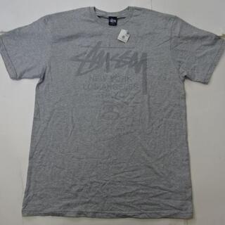 STUSSY - ◆STUSSY ステューシー 半袖Tシャツ L 新品 タグ付