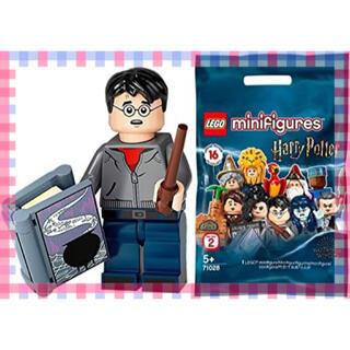 レゴ(Lego)のレゴ(LEGO) ハリーポッター シリーズ2 71028 ハリー・ポッター(知育玩具)