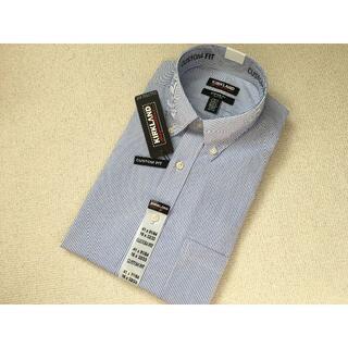 コストコ(コストコ)のJ948★新品 ワイシャツ ドレスシャツ ビジネス長袖コストコ41-84未使用(シャツ)