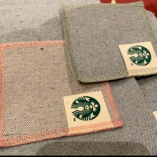 スターバックスコーヒー(Starbucks Coffee)のスターバックス スタバ 2021 福袋 25周年 ランチョンマット コースター (テーブル用品)