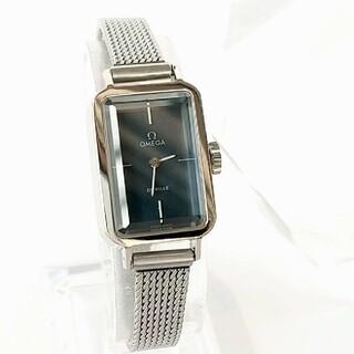 OMEGA - ⭐OH済 綺麗 オメガ 純正ベルト サファイア 腕時計 レディース 着物 美品