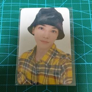 NCT127 「sticker」 mu-mo特典 テヨン トレカ