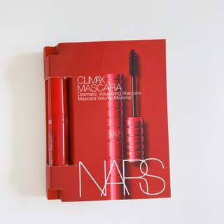 ナーズ(NARS)のNARS ナーズ クライマックスマスカラ 7008 サンプル 1.8g(マスカラ)