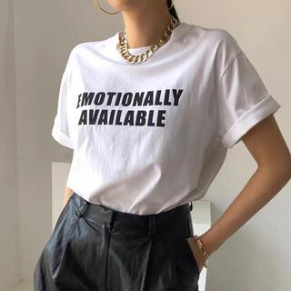 ZARA - SALE 大人気 Tシャツ 韓国 ホワイト レディースTシャツ