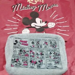 ミッキーマウス(ミッキーマウス)のエコバッグ ミッキーマウス(キャラクターグッズ)