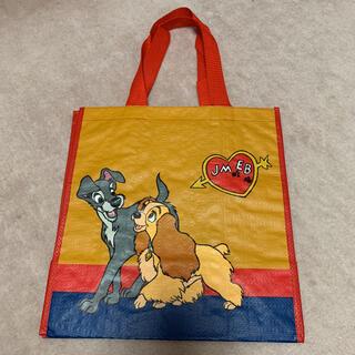 Disney - 【新品未使用】ディズニーストア わんわん物語 チップデール トートバッグ