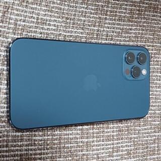 Apple -  iPhone12 Pro 本体 128GB  SIMフリー パシフィックブルー