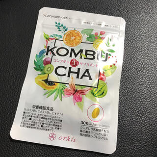 KOMBUCHA生サプリメント (コンブチャ生サプリメント) 30粒