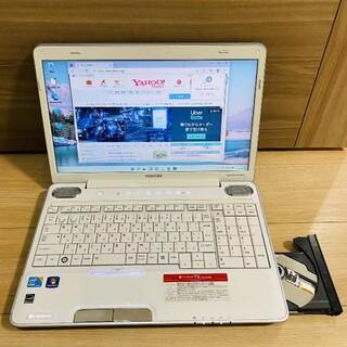 中古 ノートパソコンTOSHIBA TX/66LWHK Core i5-M430