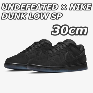 NIKE - UNDEFEATED × NIKE DUNK LOW SP 5 ON IT
