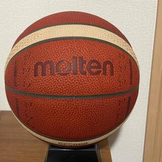 molten - バスケットボール 天然皮革 試合球
