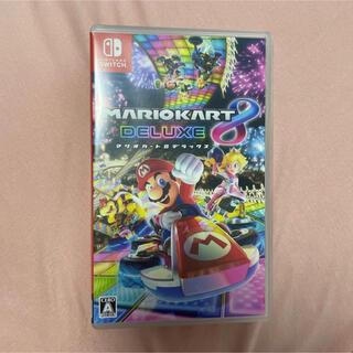 Nintendo Switch - マリオカート8 デラックス ニンテンドースイッチ ソフト
