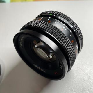 キョウセラ(京セラ)のCONTAX ZEISS planar 50mm f1.7 MMJ(レンズ(単焦点))