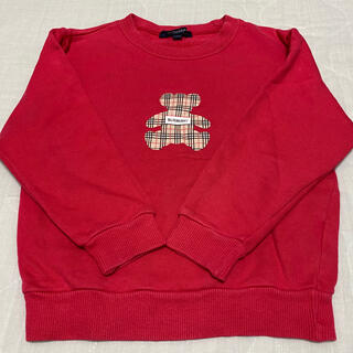 バーバリー(BURBERRY)のバーバリー  チルドレン 110トレーナー キッズ(Tシャツ/カットソー)