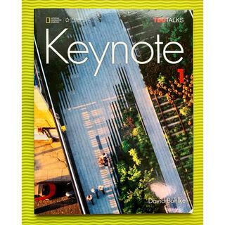 Keynote 1  TED TALKS