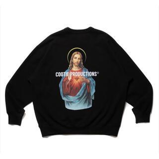 COOTIE - COOTIE 21aw Crewneck Sweatshirt JESUS