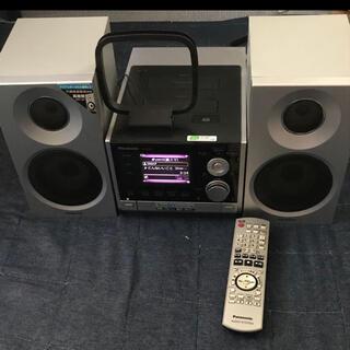 パナソニック(Panasonic)のPanasonic SC-SX950 CDコンポ HDD搭載 bluetooth(スピーカー)