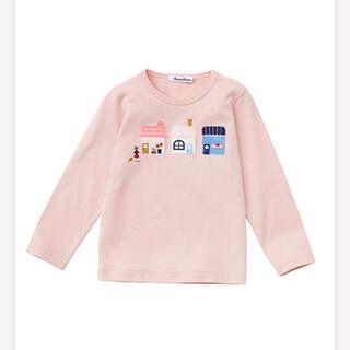 ファミリア 長袖Tシャツ110