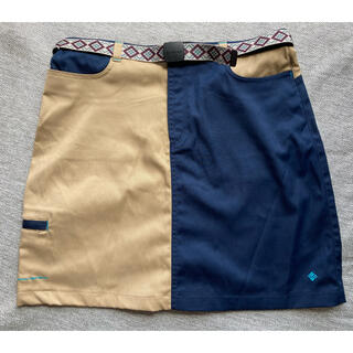 Columbia - コロンビア 登山用スカート USED 美品