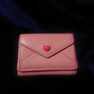 miumiu - miumiu ミュウミュウ 本物 未使用 ラブレター ミニウォレット ミニ財布