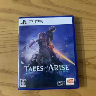 PlayStation - テイルズ オブ アライズ PS5