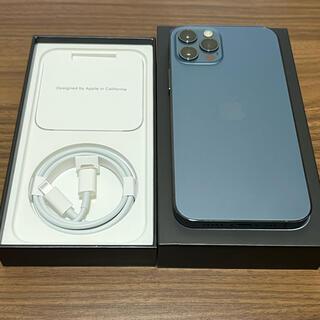iPhone - iPhone12 Pro 128GB SIMフリー パシフィックブルー