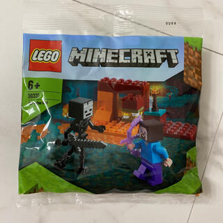 レゴ(Lego)の★新品未開封★レゴ★LEGO★30331★マインクラフト(知育玩具)