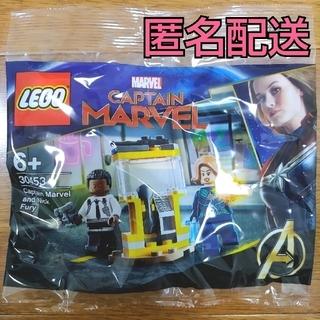 レゴ(Lego)のLEGO キャプテンマーベル ニック・フューリー 30453(知育玩具)