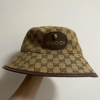Gucci - GUCCI グッチ バケットハット