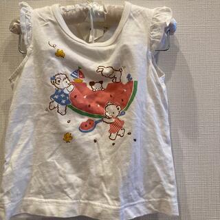 familiar - ファミリア Tシャツ 女の子