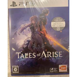 ps5 TALES OF ARISE テイルズ オブ アライズ 未開封