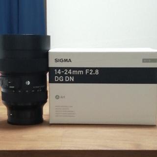 SIGMA - [期間限定]シグマ 1424 DGDN 広角レンズ[sigma ]