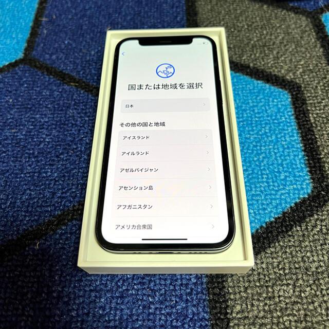 iPhone(アイフォーン)のiPhone 12 mini 黒 64GB SIMフリー スマホ/家電/カメラのスマートフォン/携帯電話(スマートフォン本体)の商品写真