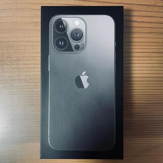 iPhone - iPhone13pro 128GB グラファイト