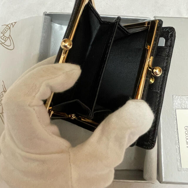 Vivienne Westwood(ヴィヴィアンウエストウッド)のR様専用 ヴィヴィアンウエストウッド がま口財布 レディースのファッション小物(財布)の商品写真