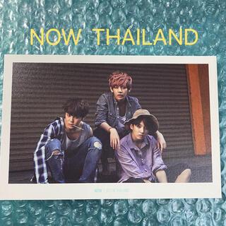 防弾少年団(BTS) - BTS NOW Thailand ポストカード マンネライン テテ グク ジミン