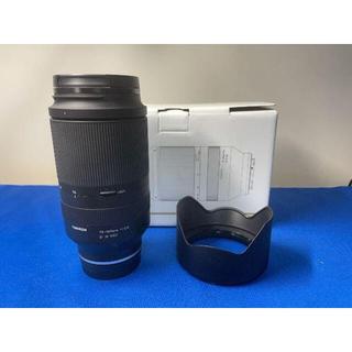 TAMRON - 70-180mm F/2.8 Di III VXD SONY E レンズ