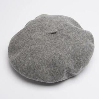 ウィゴー(WEGO)のWEGO ウールベレー帽(ハンチング/ベレー帽)