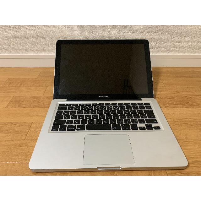 Apple(アップル)の送料無料MacBookPro2011/i5/2.3GHz/4GB/500GB スマホ/家電/カメラのPC/タブレット(ノートPC)の商品写真