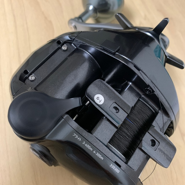 DAIWA(ダイワ)のダイワ  シーボーグ300J L スポーツ/アウトドアのフィッシング(リール)の商品写真