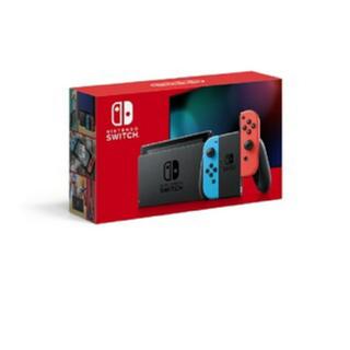 Nintendo Switch - 【印なし・新品未開封】Nintendo Switch ネオン 24台