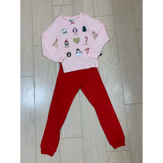 エイチアンドエム(H&M)のパジャマ  h&m  110(パジャマ)