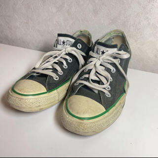 CONVERSE - 90's CONVERSE 90年代 コンバースオールスター 26.5cm 黒緑