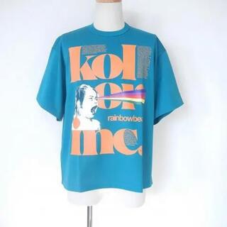 kolor - 21ss kolor 21SCM-T11203 Tシャツ